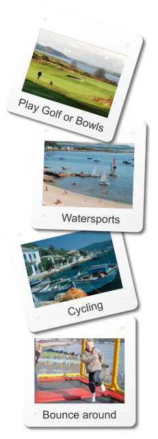 Millport Holiday Apartments - image - active panel